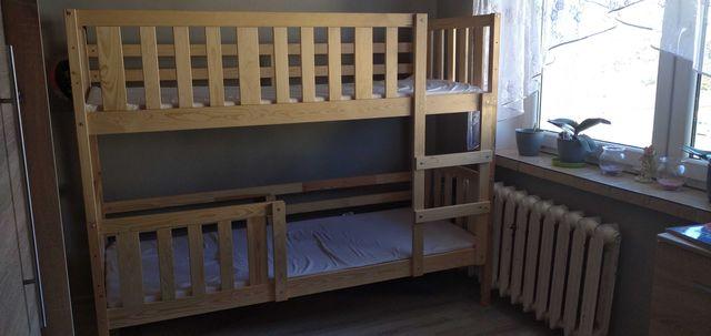 Łóżko piętrowe, stan bardzo dobry. Cena do negocjacji
