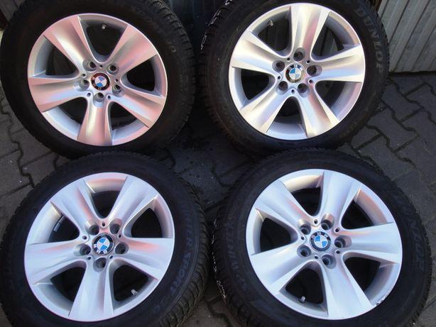 Felgi BMW 5 F10 F11 X1 X3 F20 F30 + czujniki 8x17 ET30 5x120 nr. 1238