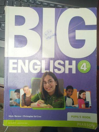 Big English 4 Pupil`s book