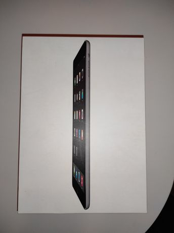 Vendo caixa iPad Air