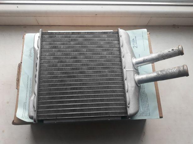 Радиатор печки на Lanos