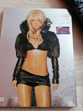 Britney Spears Greatest hits :My Prerogative DVD