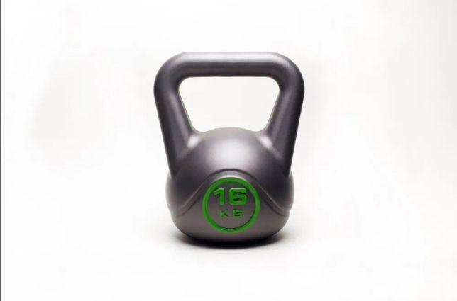 Гиря 16 кг а также 2кг 4кг 6кг 8кг 10кг 12кг 20кг