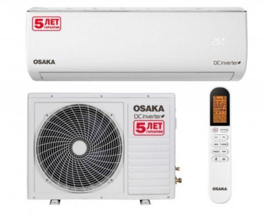 Кондиционер, тепловой насос, сплит-система OSAKA STVP-09HH