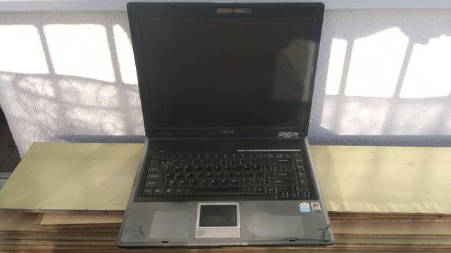 Laptop ASUS F2Hf dysk 250GB SATA kompletny
