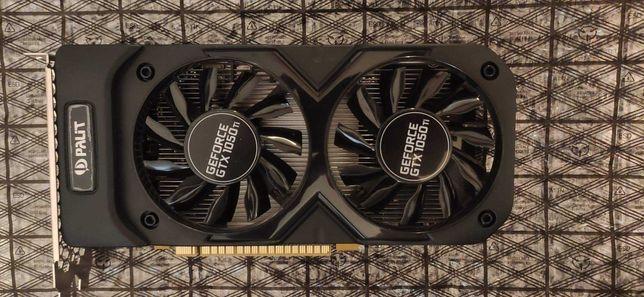Karta graficzna Palit GeForce GTX 1050 Ti