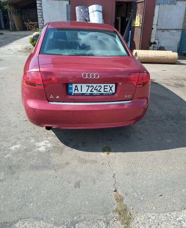 Audi a4 автомат газ