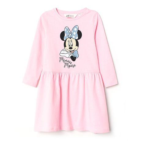 Платье для девочки фирма НМ на рост 122-128,134-140 см