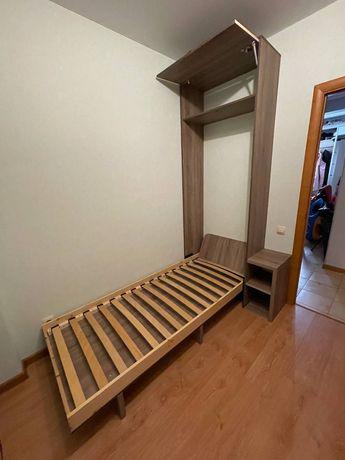 Кровать-шкаф, трансформер
