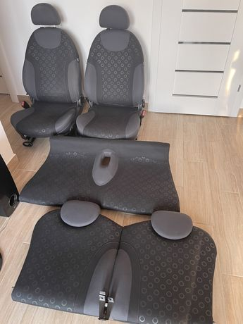 Fotele Mini Cooper R50