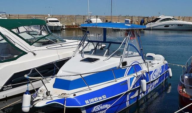 Катер Прогулочный Pro Sport Boat Hin 1999