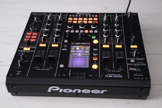 Pioneer DJM 2000 Gwarancja Skup Zamiana CDJ 850/900/1000 XDJ