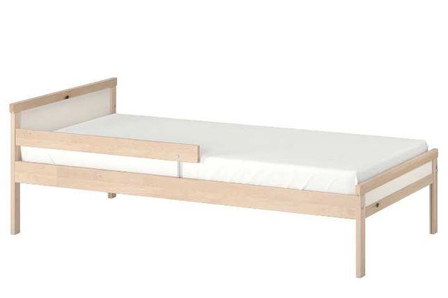 IKEA SNIGLAR rama łóżka dziecięcego