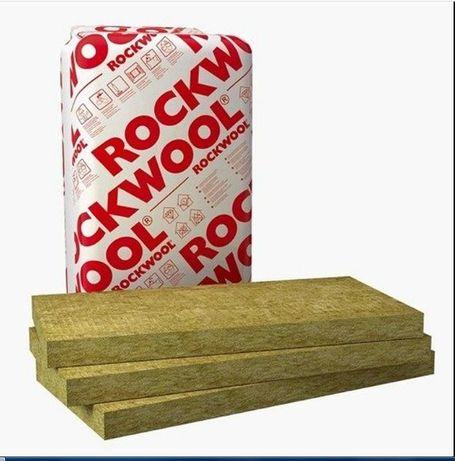Базальтова вата плитами Rockwool plus 150m50mm