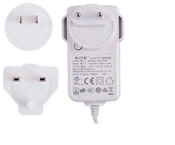 Zasilacz do depilatora AC 100-240V, 50/60Hz wyjście 24V 1,5A + Adapter