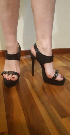 Szpilki sandały Kazar r 38