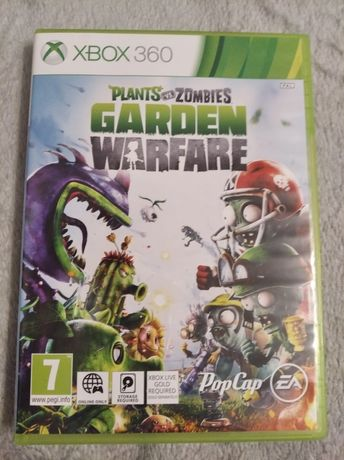 Plants vs Zombies Xbox 360