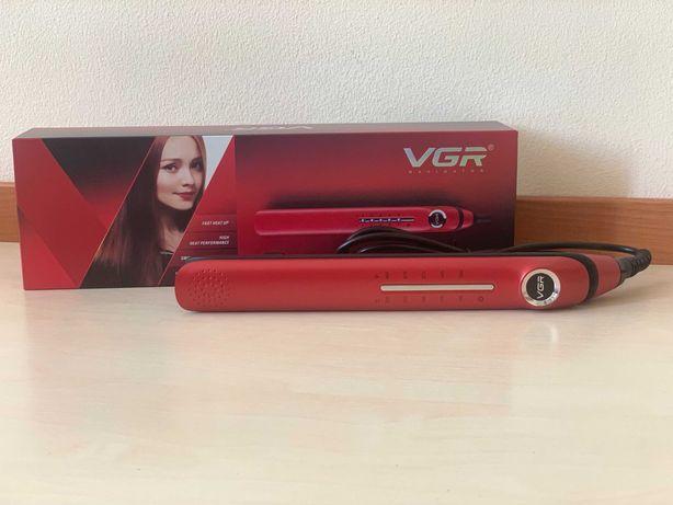Плойка для вирівнювання волосся VGR V-566, утюжок