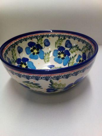Miseczka unikat 16 Ceramika Bolesławiec