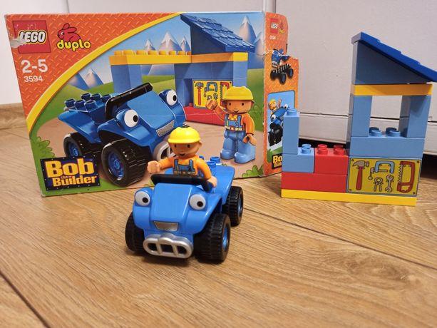 Klocki Lego duplo Bob budowniczy- UNIKAT