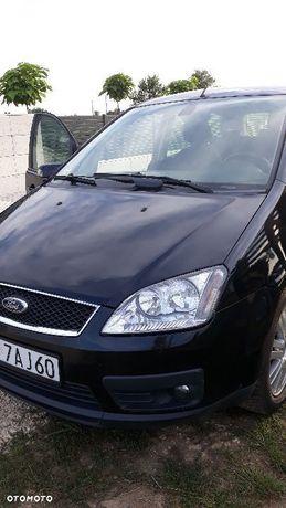 Ford C-MAX Ford C Max, GHIA, benzyna + gaz