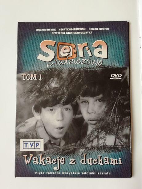 4 Płyty dvd polskie seriale.