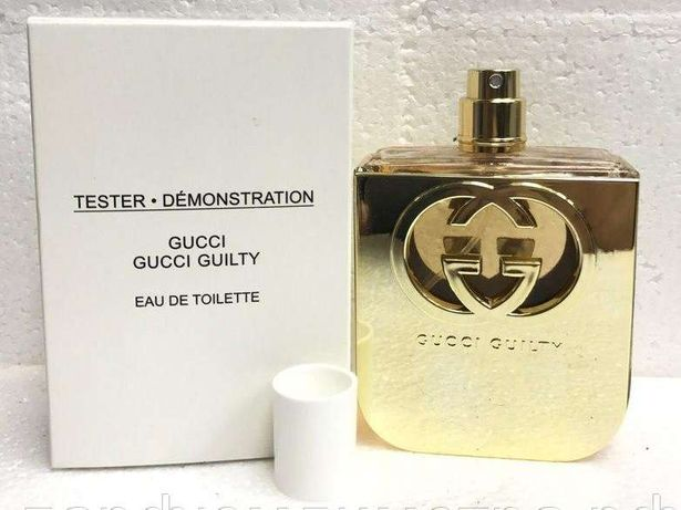 Gucci Guilty тестер 75 мл оригинал гилти гуччи гуилти