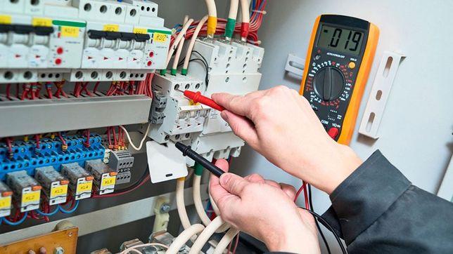Электрик выполнит любую по сложности работу
