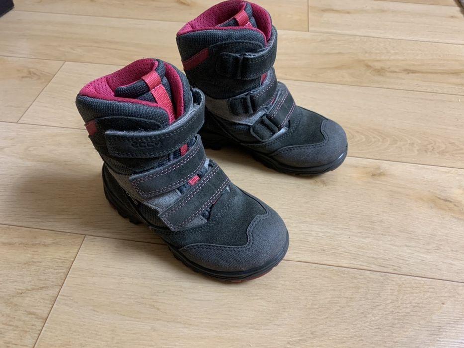 Сапоги ботинки Ecco Gore-tex 28 размер Николаев - изображение 1