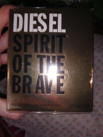 Diesel sprint of the brave 75 ml