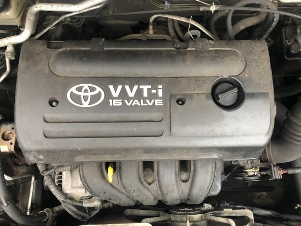 Toyota Corolla E12 1.4 VVT-i Rozrusznik