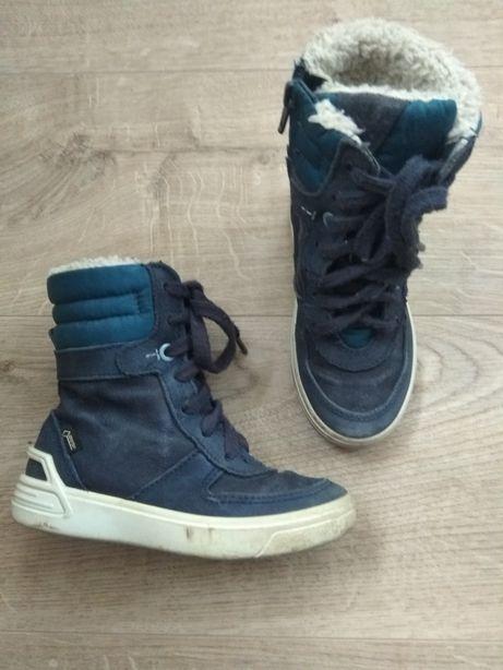 Зимние ботинки Ecco. 16,5 см