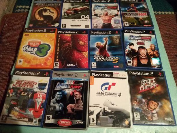 Jogos PlayStation 2 originais preço unitário