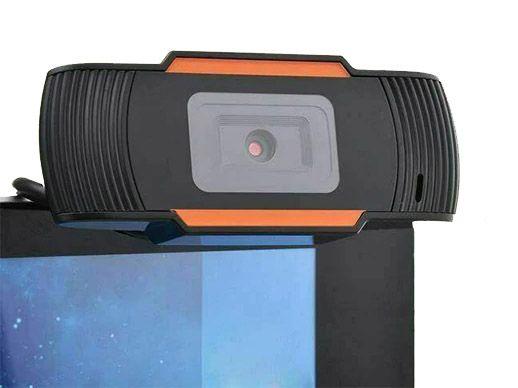 Kamera internetowa FULL HD Z MIKROFONEM do lekcji online
