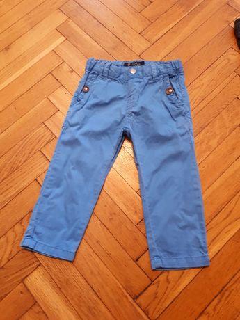 Mayoral cienkie spodnie r 80