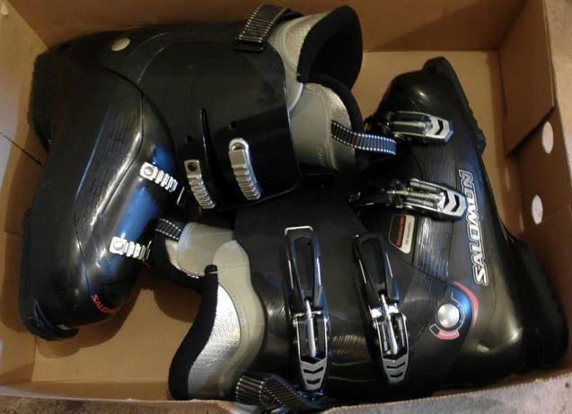 buty narciarskie Salomon 29.5 - stan bardzo dobry