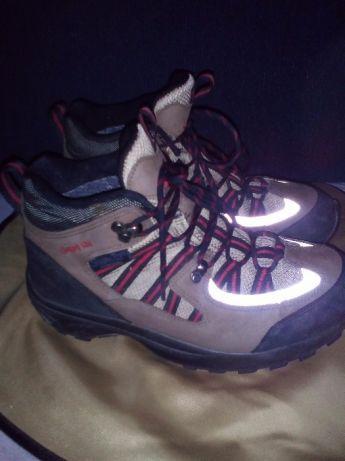 Кроссовки ботинки берцы кеды мужские 42 р, Нат. Кожа, кожаные,