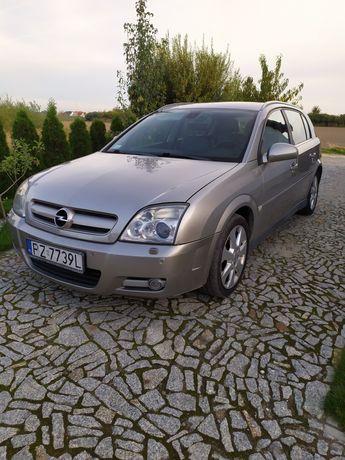 Signum 2.2 dti Opel zarejestrowany ważne opłaty przegląd
