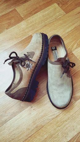 Туфли, кожа, бренд р. 38.5