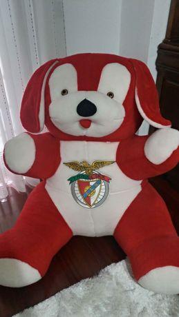 Boneco de peluche gigante Benfica