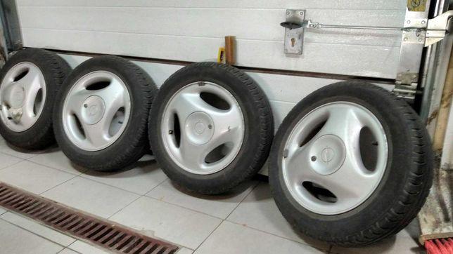 Koła 165/65/14 (komplet 4 szt) Opel Corsa B / Combo felgi aluminiowe