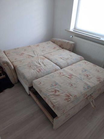 Sofa 2 osobowa, rozkladana