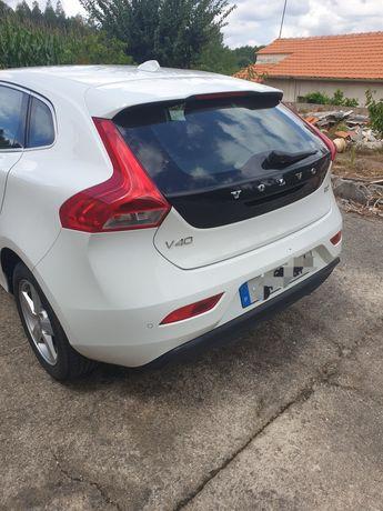 Volvo V40 D2 branco