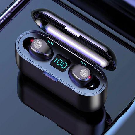 Беспроводные наушники TWS HBQ F9 i9 i10 i11 аналог Xiaomi, AirDots
