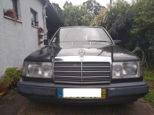 Mercedes W124 2.5TD em muito bom estado