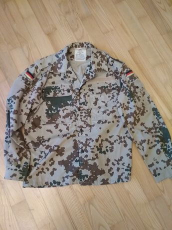Китель рубашка Bundeswehr тропентарн