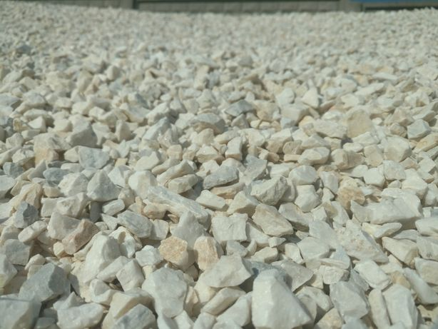 grys Biała Marianna kamień biały żwir ozdobny gres taraso lastryko