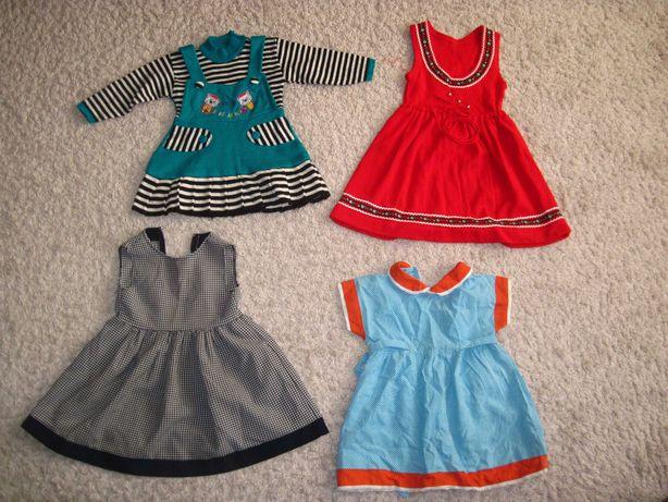 Платья на 4-5 лет