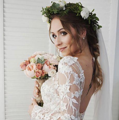 Макияж,прическа свадебная,вечерняя.Свадебный стилист-визажист