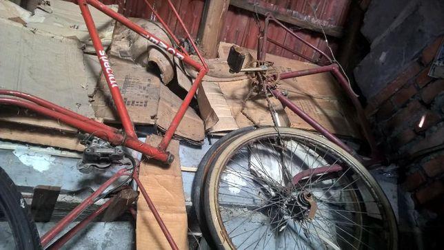 Rowery stare do naprawy i na częsci